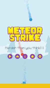 Meteor Strike poster