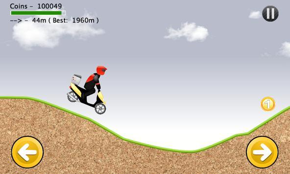 UpHills Moto Racing screenshot 3