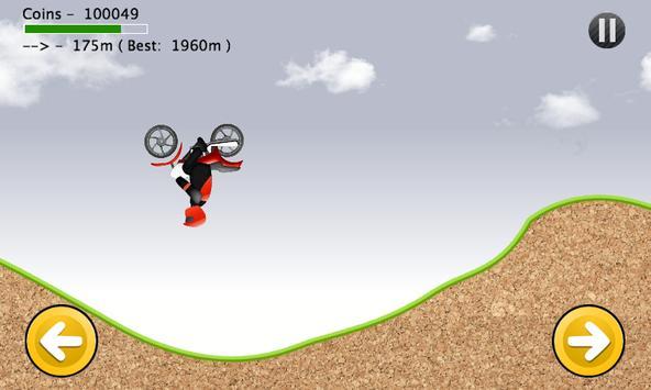 UpHills Moto Racing screenshot 2