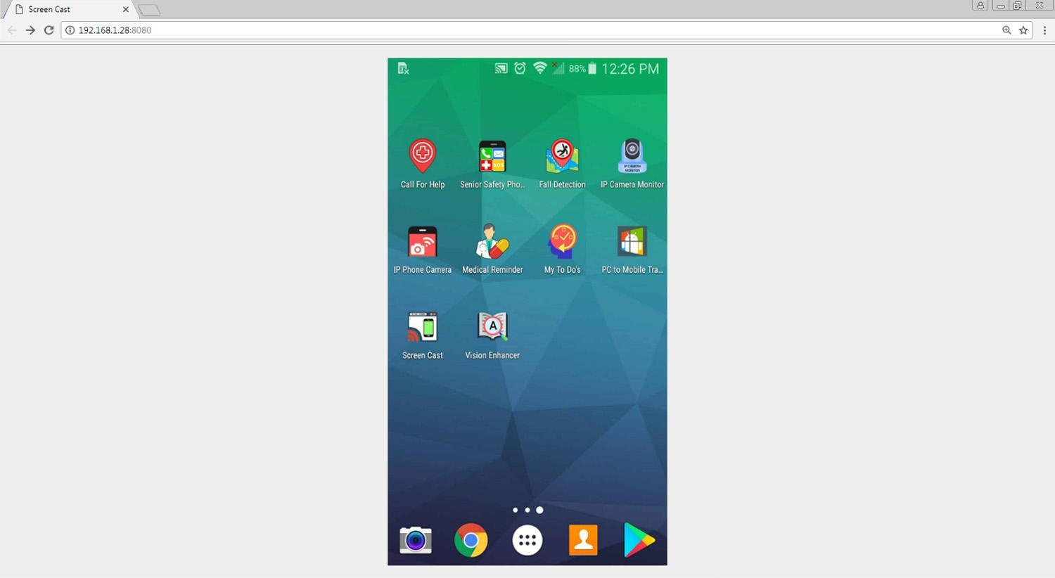 Screen Cast for Android - APK Download