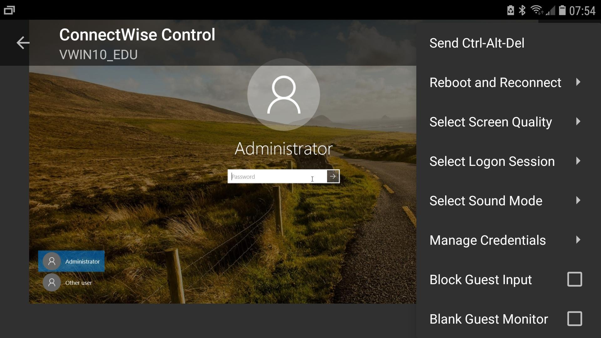 ConnectWise Control for Android - APK Download