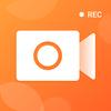 Gravador de tela com áudio - editor de vídeo ícone