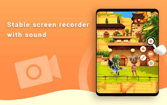 Screen Recorder with Audio, Master Video Editor screenshot 8