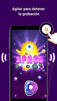 Grabador de pantalla con audio - Editor de video captura de pantalla 3
