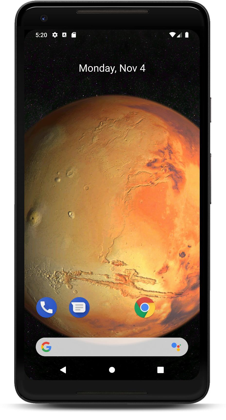 火星3d动态壁纸安卓下载 安卓版apk 免费下载