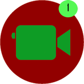 Video Call Recorder : Automatic and Free icon