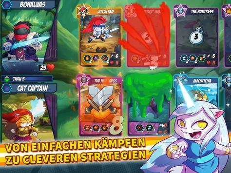 Tap Cats: Epic Card Battle (CCG) Screenshot 14
