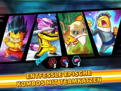 Tap Cats: Epic Card Battle (CCG) Screenshot 16