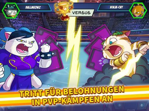 Tap Cats: Epic Card Battle (CCG) Screenshot 18