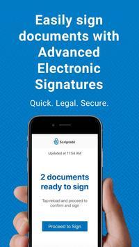 Scriptabl Signing Application screenshot 1