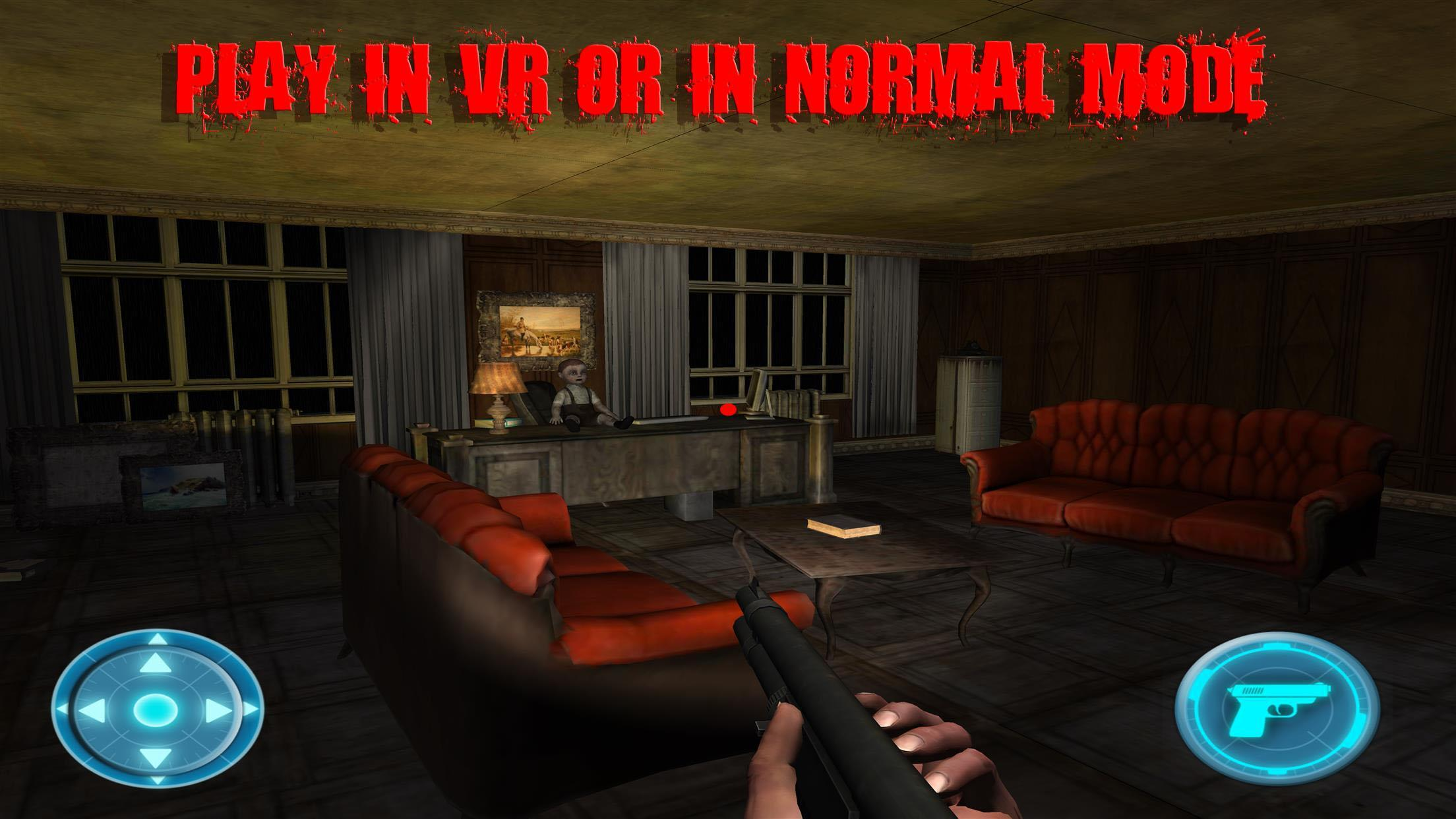 VR Escape Horror House 3D for Android - APK Download