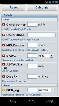 LiverCalc™ ảnh chụp màn hình 4