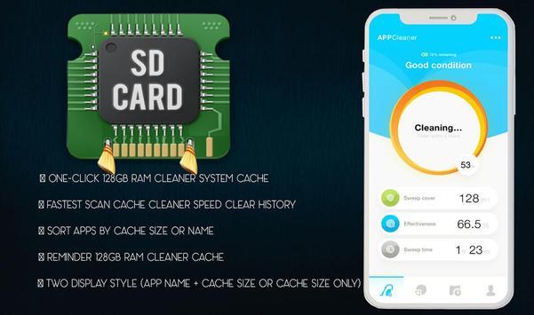 SD Card Cleaner - SD Card Storage Cleaner 2019 screenshot 1