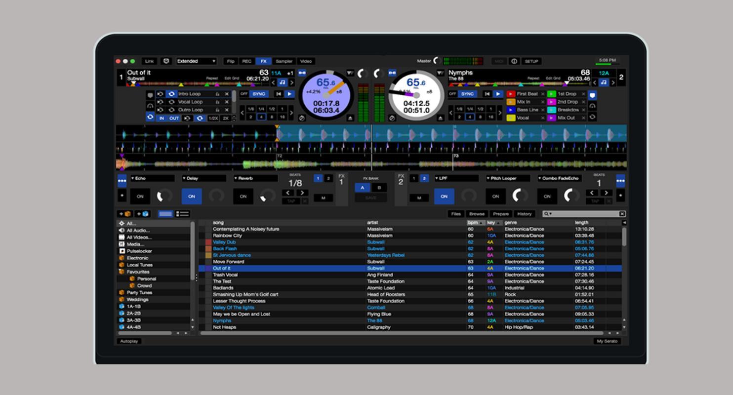 fl studio 12 dj software