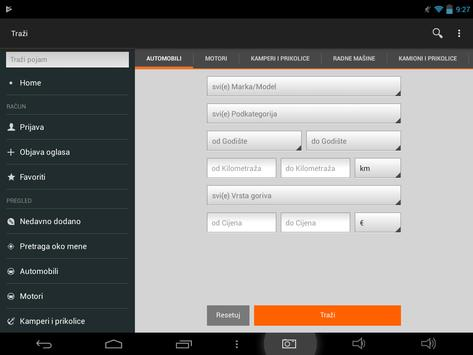 AutoMarket.ba - Auto Market - Used and New Cars screenshot 12