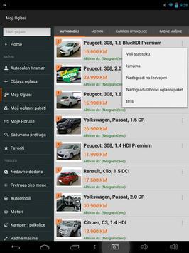 AutoMarket.ba - Auto Market - Used and New Cars screenshot 13