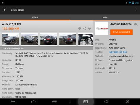 AutoMarket.ba - Auto Market - Used and New Cars screenshot 19
