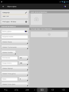 AutoMarket.ba - Auto Market - Used and New Cars screenshot 23