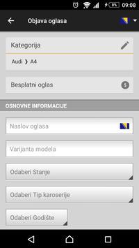 AutoMarket.ba - Auto Market - Used and New Cars screenshot 6