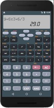 Calculadora SDECalc 포스터
