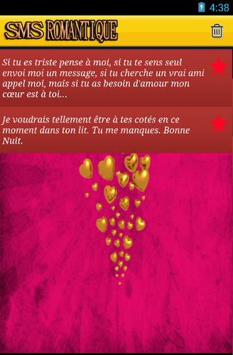 Sms Romantique En Français Apk 10 Download For Android