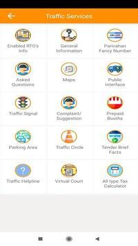 Delhi Traffic Info - Find Vehicle Challan poster