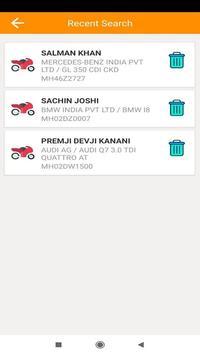 Delhi Traffic Info - Find Vehicle Challan screenshot 3