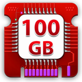 100GB Micro SD Memory Card Cleaner: Memory Booster