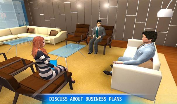 Virtual Businessman Billionaire Dad Life Simulator screenshot 3