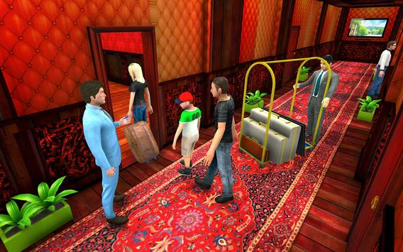 Virtual Hotel Manager Restaurant Job Simulator screenshot 7