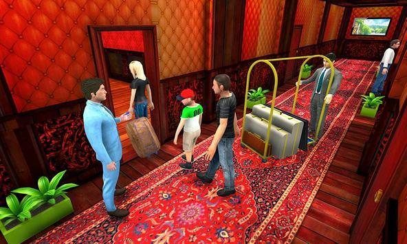 Virtual Hotel Manager Restaurant Job Simulator screenshot 11