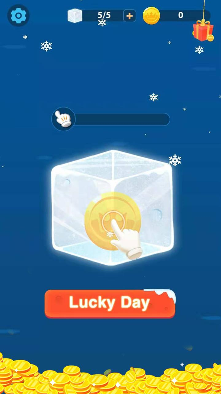 Lucky Ice Cube For Android Apk Download