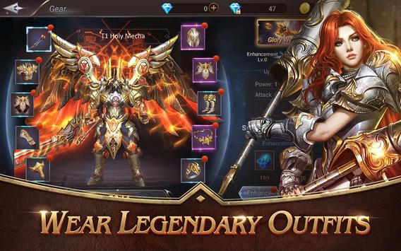 Armored God screenshot 10