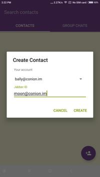 Conion screenshot 2