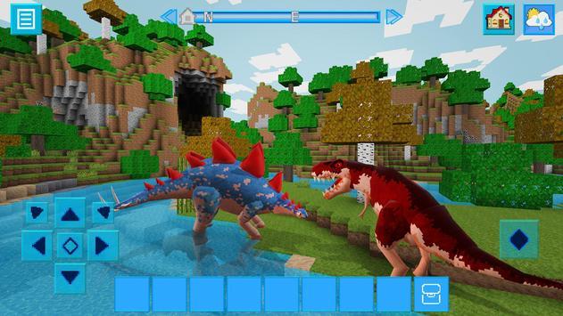 8 Schermata DinoCraft