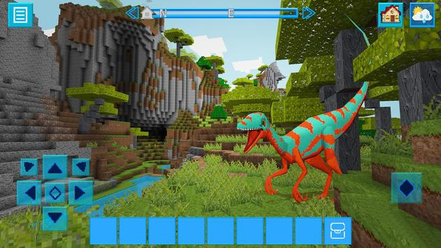 9 Schermata DinoCraft