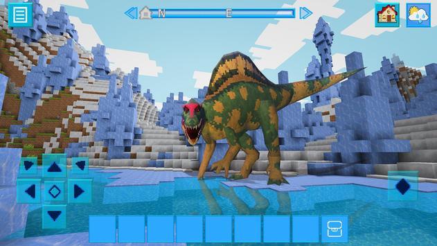 12 Schermata DinoCraft