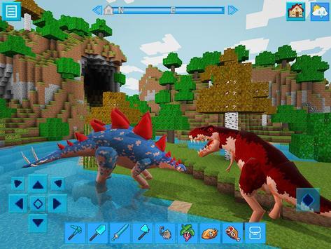 16 Schermata DinoCraft