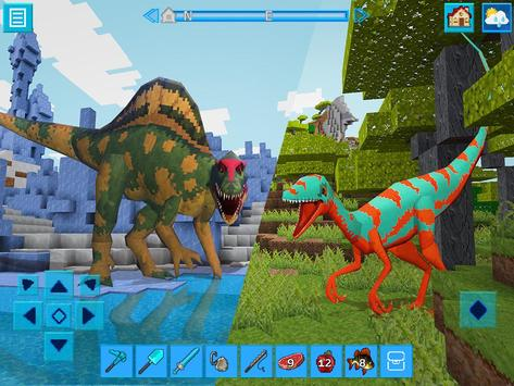 2 Schermata DinoCraft