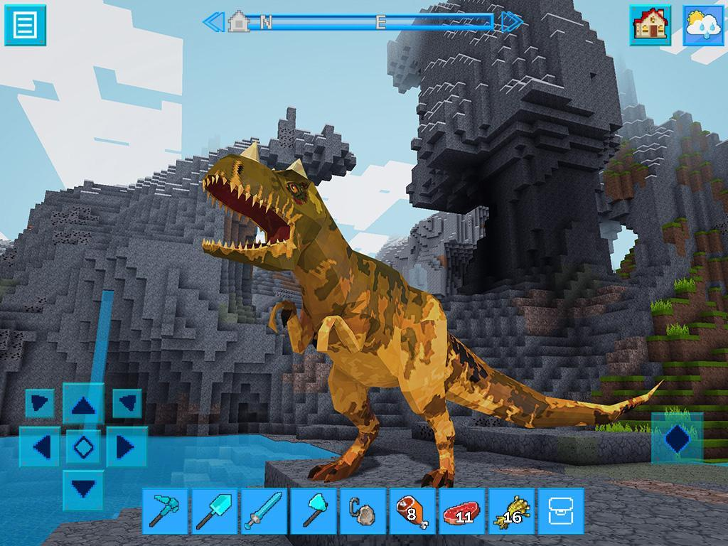 JurassicCraft for Android - APK Download