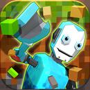 RoboCraft: Building & Survival Craft - Robot World APK