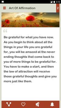 Art Of Affirmation Daily screenshot 1