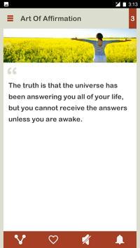 Art Of Affirmation Daily screenshot 5