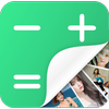 Secret Calculator Plus Photo Album - Hide Photos 图标