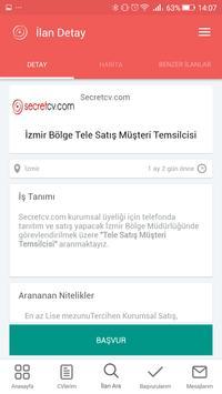 Secretcv screenshot 2