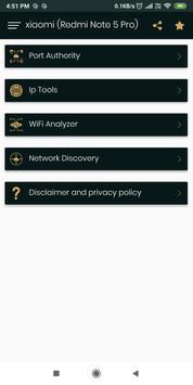 Geeky hacks : IP tools network analyzer