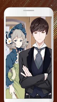 Mystic Gentleman - Otome Simulation Chat Story screenshot 11