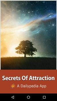Secrets Of Attraction Daily Poster