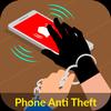 मेरे फ़ोन को स्पर्श न करें: फ़ोन एंटी-थेफ्ट अलार्म आइकन