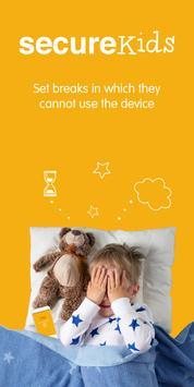 Parental Control SecureKids 스크린샷 1